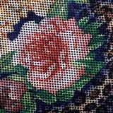 Alineada floral de las mujeres del acoplamiento del negro del precio bajo de Srta. You Ailinna 305322