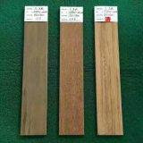 Azulejos de madera rústicos naturales de la cerámica del material de construcción el 15X80cm