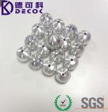 Furo perfurado 8mm da promoção para a esfera de alumínio contínua da esfera