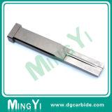 Präzision Misumi flacher gerader Metalllocher
