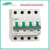 Автомат защити цепи DC для солнечной системы (550V1000V 1200V 1A~63A)