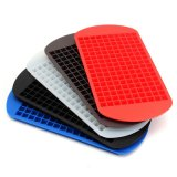 Ice Cubes Frozen Cube Bar Pudim Silicone Tray Mold Tool