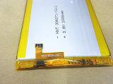 306071pl 3.8V 2800mAh van Li-Polymeer Batterij