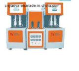 2 máquina semiautomática del moldeo por insuflación de aire comprimido del estiramiento de la botella del animal doméstico del ventilador 3000ml