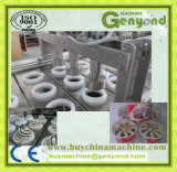 Kegel-Eiscreme-Produktionszweig beenden