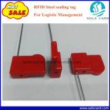 商品の追跡のための鋼線が付いているRFIDのシールの札