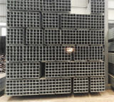 ASTM A500 GR. un tubo cuadrado de acero galvanizado sección hueco