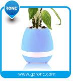 Flowerpot en plastique de musique de Bluetooth de modèle neuf