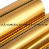 カラーアルミホイルのローズのマルチ金の熱い押すホイル