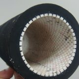 Revestimiento de cerámica resistente al impacto de manguera de caucho EPDM