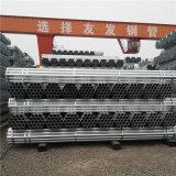 ASTM A500 Gr. Pijpen van een van B de C Gegalvaniseerde Metaal voor de Markt van Canada