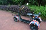 عمليّة بيع حارّ صاحب مصنع خبيرة درّاجة ثلاثية