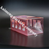 China Hot Selling Design Clear PVC Folding Plastic Promotional Box for Eyelash Package