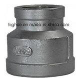 Accessorio per tubi dell'acciaio inossidabile che riduce zoccolo