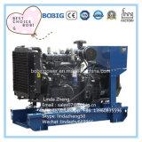 generador de potencia de 50kw 62kVA con el motor Wp4.1d66e200 de Weichai
