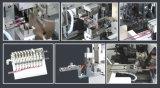 Máquina que prensa de la alta precisión de la eficacia alta y de estanar auto