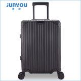 Китай заводская цена многие из алюминия цвета тележка багажа среднего чемодан с 4 колеса