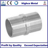 Conector del tubo de montaje de la barandilla del acero inoxidable