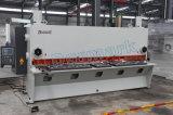 QC11k Cortador de cisalhamento hidráulicas CNC máquina de corte de chapa de aço