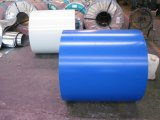 PPGI/PPGL enduits bobine en acier galvanisé avec ou sans film
