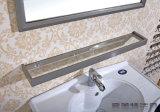 Das Badezimmer-Edelstahl-Wand-Hängen bauen Produkte zu Hause zusammen