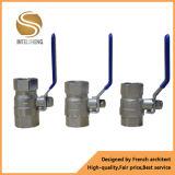 Válvula reductora de presión de bola de latón de control para agua
