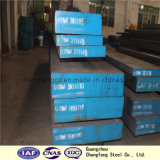 NAK80 Templado matriz de forja de acero para moldes