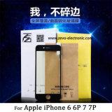 Le protecteur d'écran en verre Tempered d'accessoires de téléphone mobile ramollissent le bord pour l'iPhone d'Apple 6 7 6p 7p