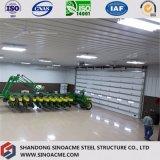 Sinoacme門脈フレームの鉄骨構造の農場の店