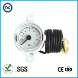 008毛管ステンレス鋼の空気圧ゲージ