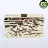 Caixa de acrílico personalizadas sacos de noite da embreagem para senhoras com Metal Eb848