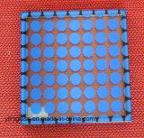 Glace Tempered durcie d'écran en soie avec bord approximatif/polonais 4-15mm
