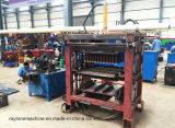 Qt4-30機械ペーバーの煉瓦機械を作る具体的なディーゼル機関のブロック