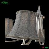 Indicatori luminosi del lampadario a bracci dello schermo del panno per la decorazione dell'interno