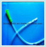 PVC élastique d'espace libre de cathéter médical remplaçable d'estomac de polymère