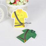 Regalos promocionales papel colgante Mejor ambientador de aire para prendas de vestir (YH-AF146)
