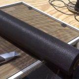 Engranzamento de fio branco da fibra de vidro da cor para a tela do indicador