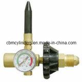 Regolatore standard del gonfiatore dell'aerostato della valvola/elio di inclinazione