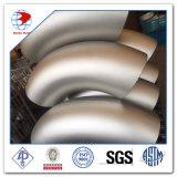 6 polegada Agendar40s TP321 o cotovelo de 60 graus de Aço Inoxidável