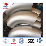 aço inoxidável de 6inch Schedule40s Tp321 cotovelo de 60 graus