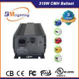 Reattanza elettronica idroponica idroponica di illuminazione di 315W CMH con l'UL approvata