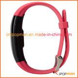 Pulsera elegante de Bluetooth, pulsera elegante de la presión arterial