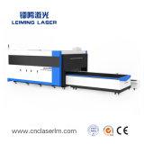 Máquina de Corte a Laser de fibra para o tubo de metal e folha LM3015hm3