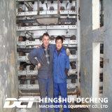Petite chaîne de production automatique de panneau de mur de pierres sèches de gypse