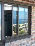 Aislante de calor de desplazamiento de aluminio de la oficina Windows con el vidrio reflejado