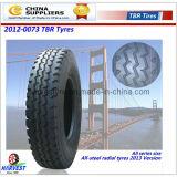 Modelo de la tracción todos los neumáticos del carro del acero (13R22.5)