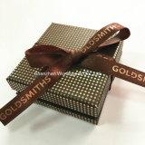 Caja de regalo de joyería de cartón para varios tamaños disponibles