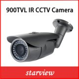 900tvl CMOS örtlich festgelegtes Objektiv wasserdichte IRcctv-Überwachungskamera (W14)