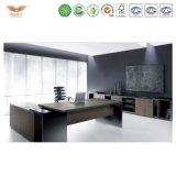 側面表およびキャビネットが付いている現代オフィス用家具の執行部の机