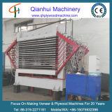 Le contreplaqué de placage de base Type de sécheur/presse à chaud en bois de placage/Core pour le contreplaqué de la machine de séchage